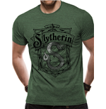 Camiseta Harry Potter - Design: Shrewder With Silver Foil