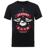 Camiseta Johnny Cash 330768