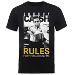 Camiseta Johnny Cash 330769