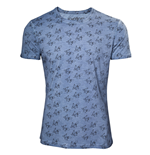 Camiseta Pokémon - All Over Pikachu T-shirt On Cold Dyed Fabric (Unisex)