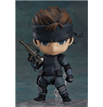 Metal Gear Solid Figura Nendoroid Solid Snake 10 cm