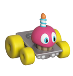 Five Nights at Freddy's Super Racers Diecast Figura Cupcake 5 cm
