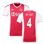 Camiseta Ajax 2018-2019 Home