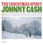 Vinilo Johnny Cash - The Christmas Spirit - Colour Vinyl