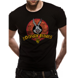 Camiseta Looney Tunes - Design: Logo