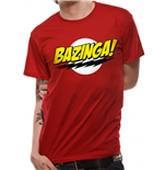 Camiseta Big Bang Theory : Bazinga (T-SHIRT Unisex )