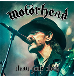 Vinilo Motorhead - Clean Your Clock (2 Lp+Dvd)