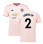 Camiseta Manchester United FC 2018-2019 Away
