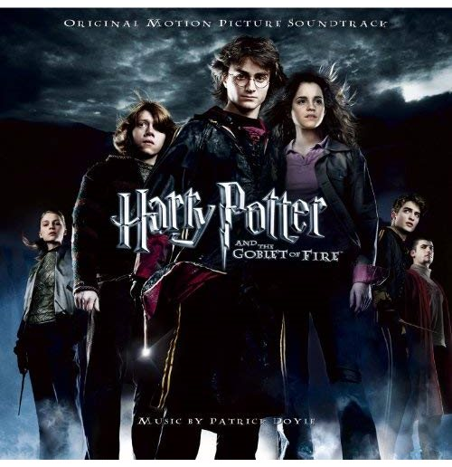 Vinilo Patrick Doyle - Harry Potter And The Goblet Of Fire