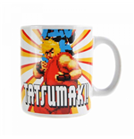 Taza Street Fighter 332710