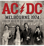 Vinilo Ac/Dc - Melbourne 1974 & The Tv Collection (2 Lp)
