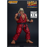 Ultra Street Fighter II: The Final Challengers Figura 1/12 Violent Ken 15 cm