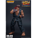 Ultra Street Fighter II: The Final Challengers Figura 1/12 Evil Ryu 15 cm