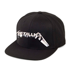Gorra Metallica MOP COVER - PEAK