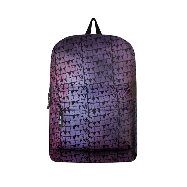 Mochila Black Sabbath DISTRESS CROSS
