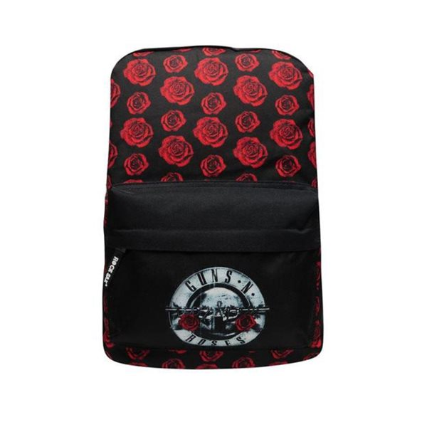 Mochila Guns N Roses RED ROSES