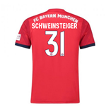 Camiseta Bayern de Munich 2018-2019 Home