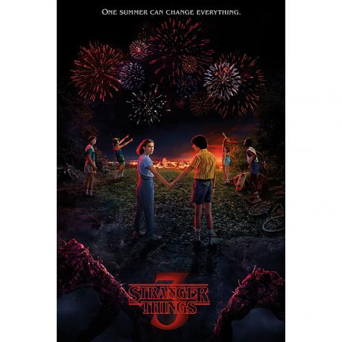 Póster Stranger Things 3 Poster 191