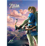 Póster The Legend of Zelda 334569