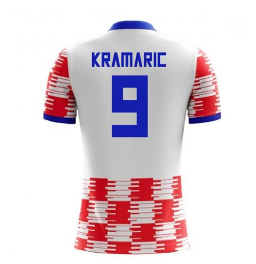 Camiseta Croacia Fútbol 2018-2019 Home