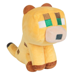 Minecraft Peluche Happy Explorer Baby Ocelot 14 cm