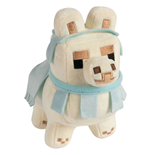 Minecraft Peluche Happy Explorer Baby Llama White/Baby Blue 16 cm