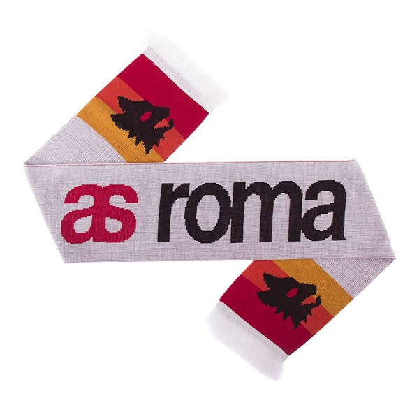 AS Roma Retro bufanda