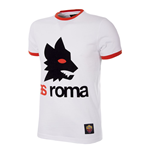 Camiseta  AS Roma Retro Logo