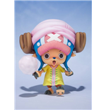 One Piece Estatua PVC FiguartsZERO Tony Tony Chopper Whole Cake Island Ver. 7 cm