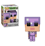 Minecraft Figura POP! Games Vinyl Alex in Enchanted Armour 9 cm
