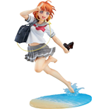 Love Live! Sunshine!! Estatua 1/8 Chika Takami Blu-ray Jacket Ver. 21 cm