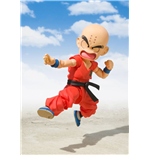 Dragonball Figura S.H. Figuarts Krillin (The Early Years) 10 cm