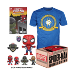 Marvel Pack de Regalo Collector Corps Box Spider-Man Homecoming M