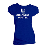Camiseta Doctor Who de mujer - Design: The Girl Who Wanted