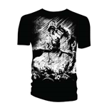 Camiseta 2000AD de hombre - Design: Judge Death by Frazer Irving