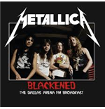 Vinilo Metallica - Blackened: The Dallas Arena Broadcast