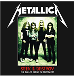 Vinilo Metallica - Seek & Destroy: The Dallas Arena Broadcast