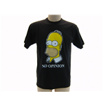 Camiseta Los Simpsons - No Option