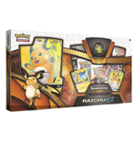 Pokemon Sun and Moon 3.5 Shining Legends Raichu-GX Box *Edición Alemán*
