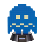Pac-Man lámpara 3D Icon Turn To Blue Ghost 10 cm