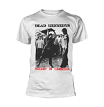 Camiseta Dead Kennedys HOLIDAY IN CAMBODIA