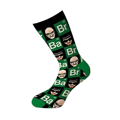 Calcetines Breaking Bad