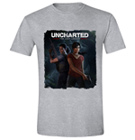 Camiseta Uncharted 340196