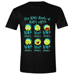 Camiseta Rick and Morty 340203