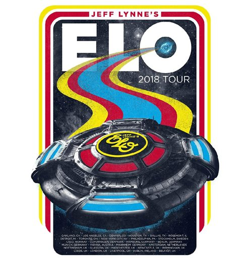 Póster Electric Light Orchestra - ELO 340501