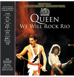 Vinilo Queen - We Will Rock Rio - Luminous Vinyl