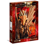 Puzzle Anne Stokes 342492