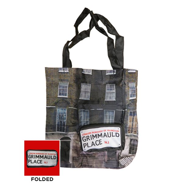Bolso Harry Potter - Design: Grimmauld Place