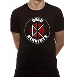 Camiseta Dead Kennedys - Design: Brick Logo