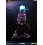 Street Fighter Estatua 1/4 Oni Akuma 45 cm
